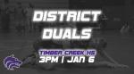 Boys Varsity Wrestling | 2021 District Duals