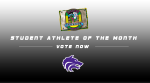March Spotlight | Vote Now for our Gators Student Athletes of the Month!
