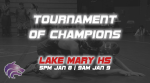 Boys Varsity Wrestling | Tournament of Champions