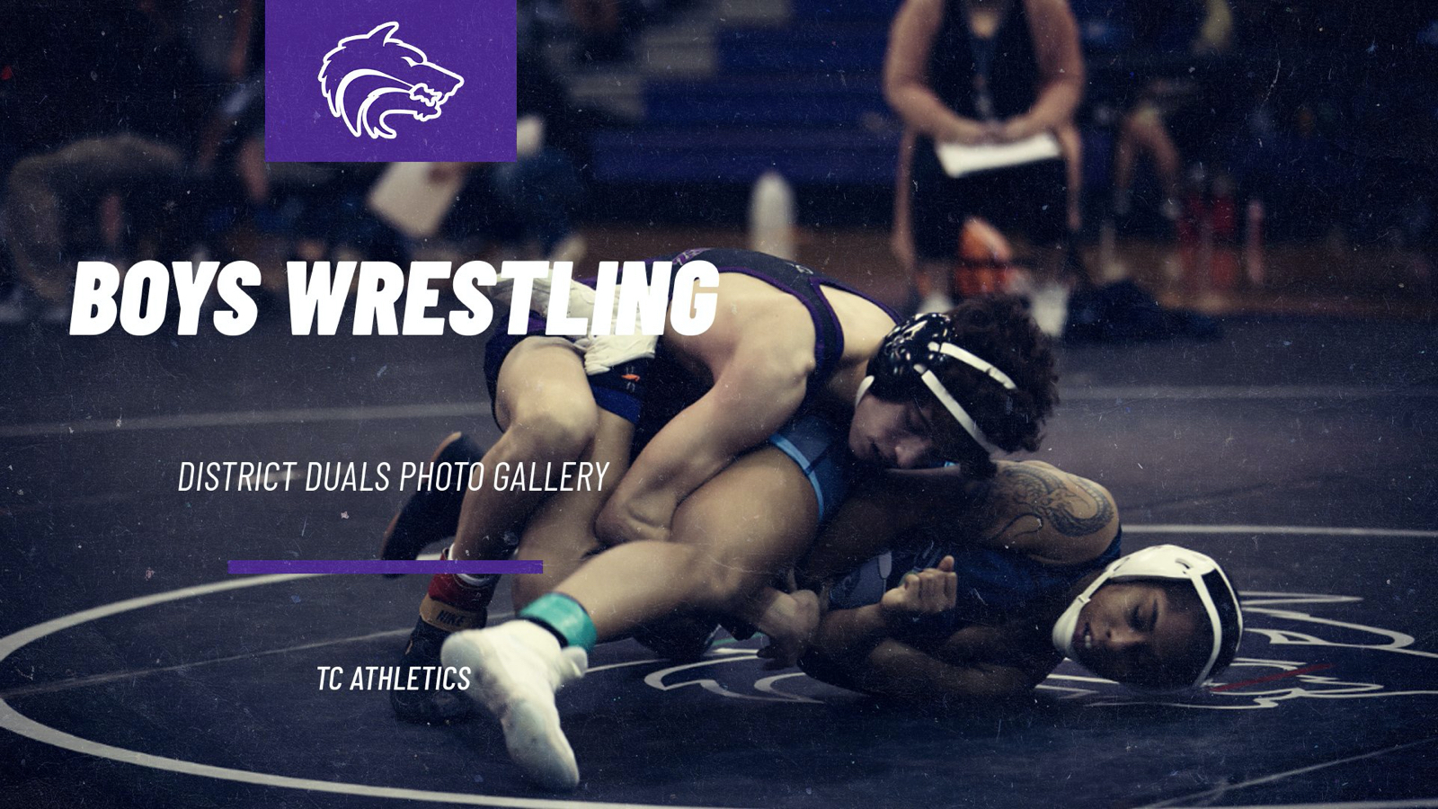 Boys Wrestling | District Duals Photo Gallery