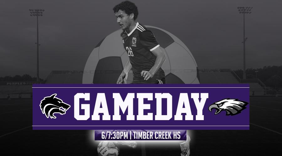 Boys Soccer | GAMEDAY vs Edgewater Eagles