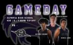 Boys Basketball   GAMEDAY at Olympia Titans