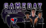 Boys Basketball | GAMEDAY at Freedom Patriots