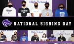 TC Athletics News | National Signing Day 2021
