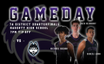 Boys Basketball   District Quarterfinals at Hagerty Huskies