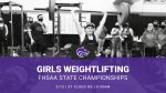Girls Weightlifting | Sr, Sydney Lake Represents at the FHSAA State Championships