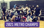 Boys Weightlifting | 2021 Metro Champions!