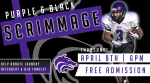 JV Football | Purple & Black Scrimmage
