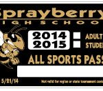 Athletic Passes On Sale!!