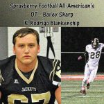 Sprayberry Football Players Named To All-American Teams