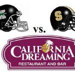 2014 California Dreaming Bowl – Listen Live