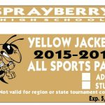 Only 52 All-Sports Passes Left!!