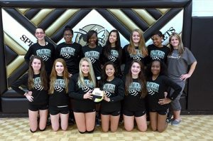 2015 Junior Varsity Volleyball