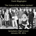 """""""The Voice of the Yellow Jackets"""""""