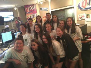 Girls Lacrosse @ Q100 3/24/16
