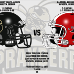 Varsity Football @ Allatoona – 10/13/2017 – 7:30PM