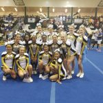 Varsity COED Competition Cheer Takes 1st Place