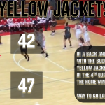 Girls Varsity Basketball beats Allatoona 47 – 42