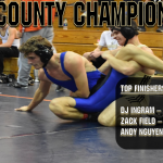 Top Finishers from the Cobb County Championships!