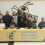 Malik Clark Signs with Eastern Kentucky University!