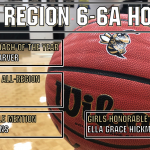 2019 Region 6-6A Basketball Honors