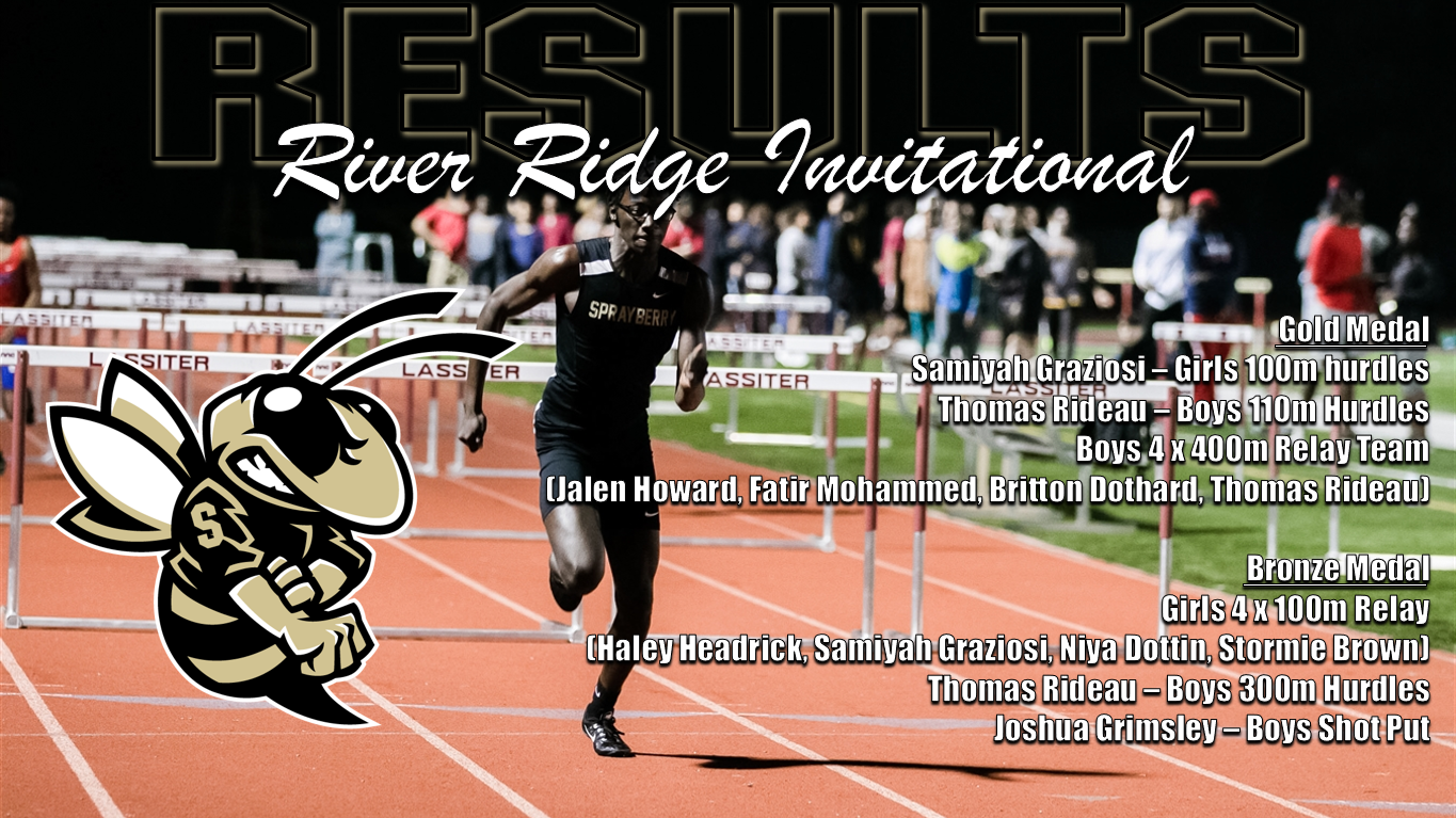 River Ridge Invitational Results – 3/9/2019