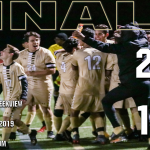 Boys Varsity Soccer beats Creekview 2 – 1