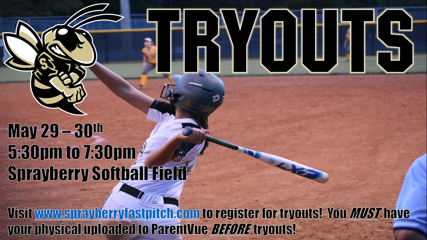 2019 Softball Tryouts