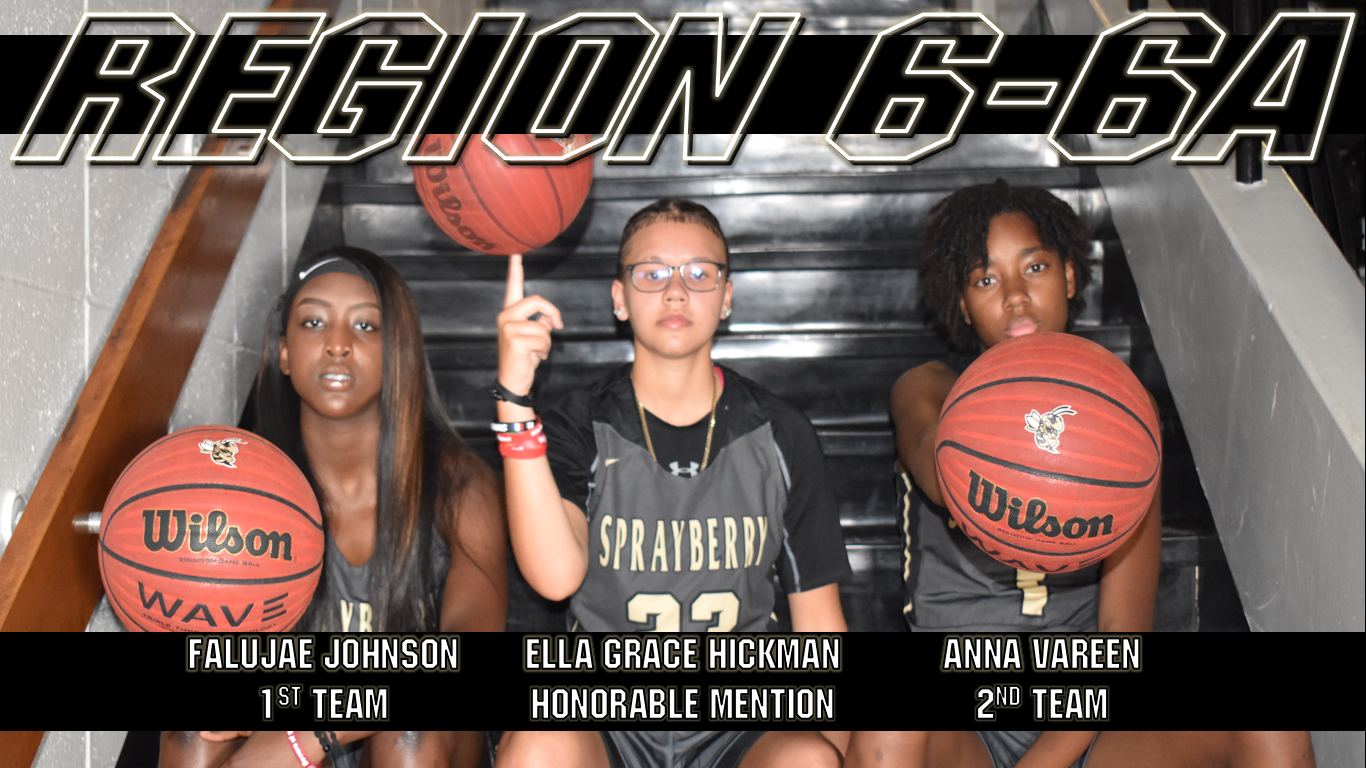 Lady Yellow Jackets Earn All-Region Honors!