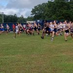 Cross Country Competes at the Lion's Invitational