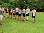 XC Results from Wheeler/Kennesaw Mountain Tri-Meet