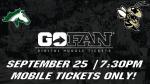 SENIOR NIGHT is 9/25!  Varsity Football vs Kennesaw Mountain