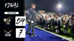 Varsity Football Finishes Regular Season on TOP!
