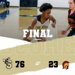 Lady Yellow Jackets 🏀 SWARM to Another Victory!