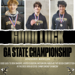 3 Wrestlers Prepare to SWARM the State Championships!