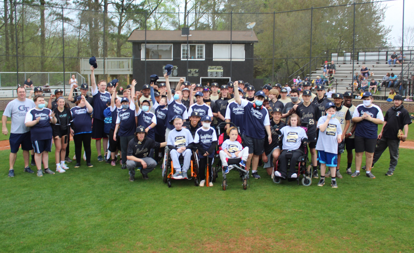 Sprayberry Challenger League Game 3-27-2021