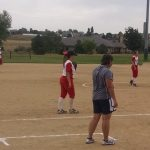 Reds Softball Begins Season