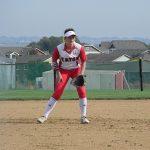 Softball Hits Away
