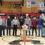 2007 Boys State Basketball Championship Team Honored