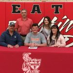 Andy Geisick Signs With Doane College