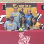 Myiah Scott Sign With Wyoming