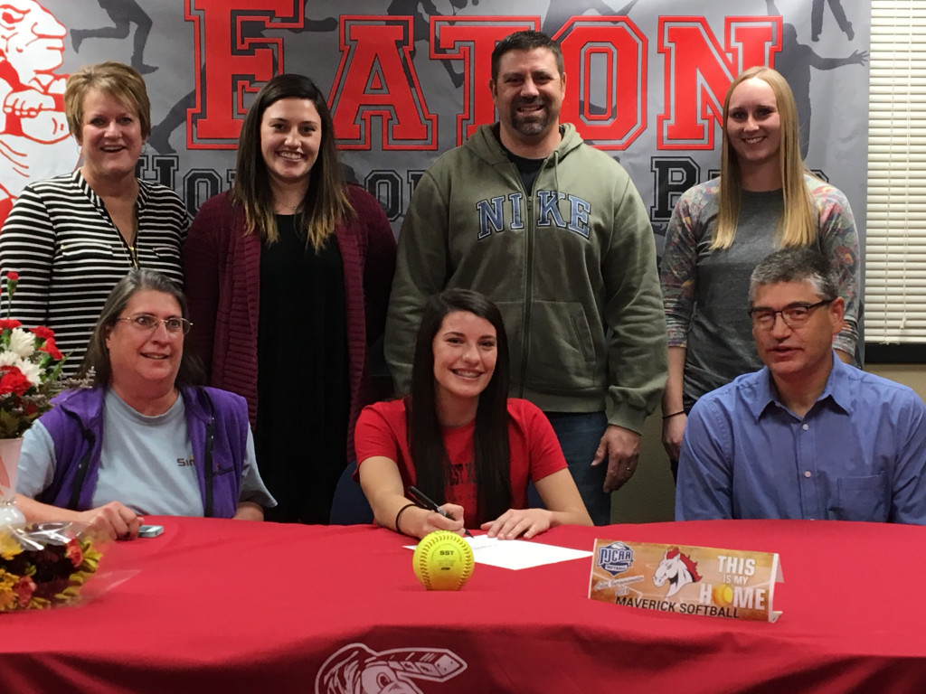 Celsi Jurgensmeier Signs With Northwest Tech Mavericks