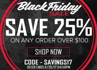 Black Friday Specials on Apparel