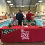 Rylee Daniels Signs To Swim With Delta State University