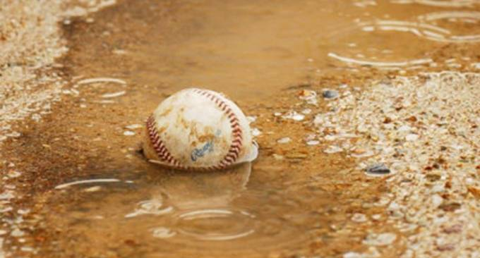 State Baseball Rained Out Again