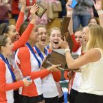 Drobeck Named as Girls Volleyball Head Coach