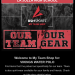 Girls Water Polo Team Store