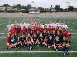 Field Hockey Spirit Day