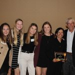 Carnaje Named Tennis Pro of the Year