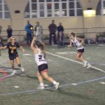 Girls Lacrosse on a Roll
